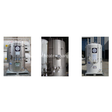 Mini Cryogenic Tanks of LOX LIN LAR LNG